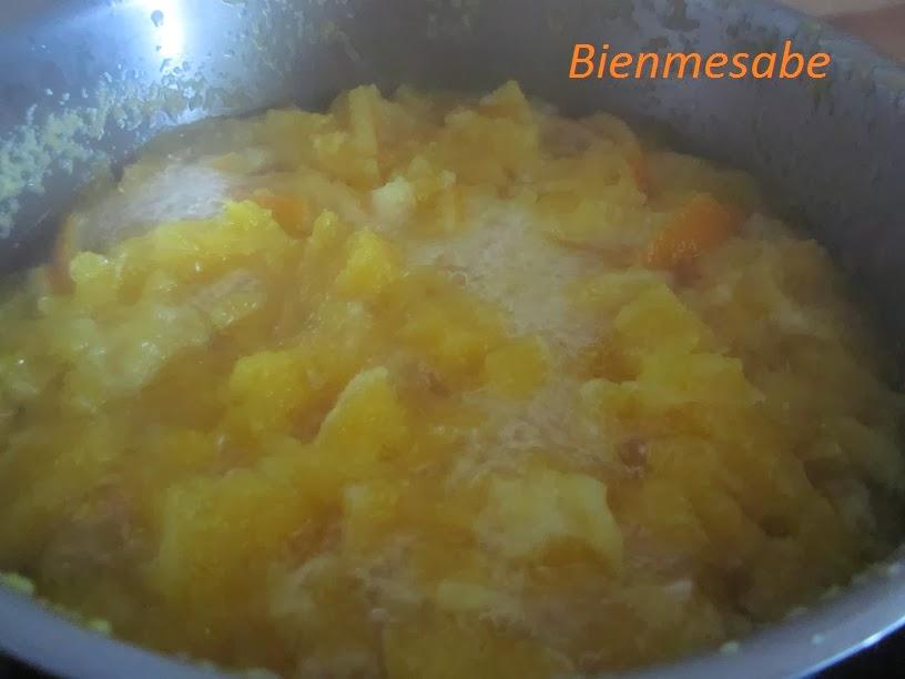 Mermelada de naranja 25