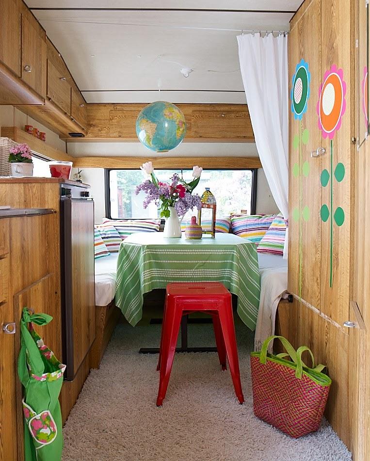 Mi rinc n de sue os decorar caravana - Decoracion interior caravanas ...