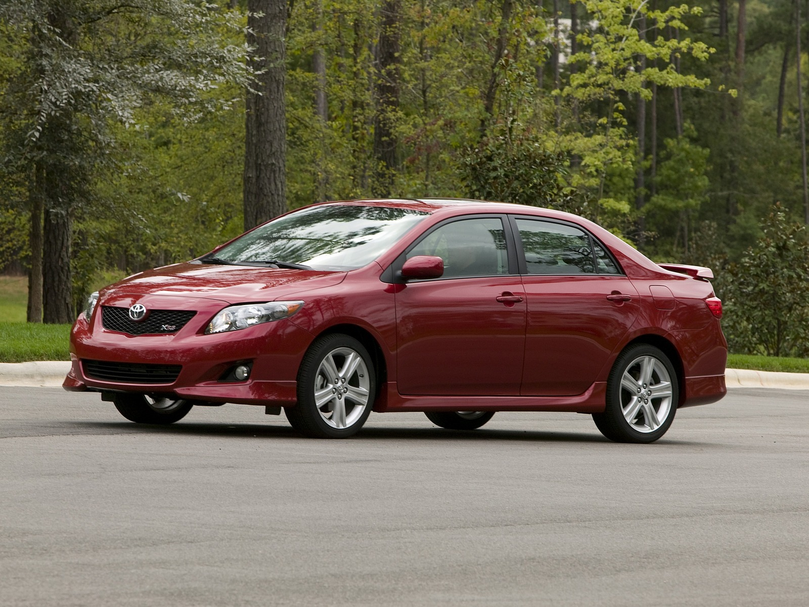 2009 toyota corolla xrs pictures. Black Bedroom Furniture Sets. Home Design Ideas