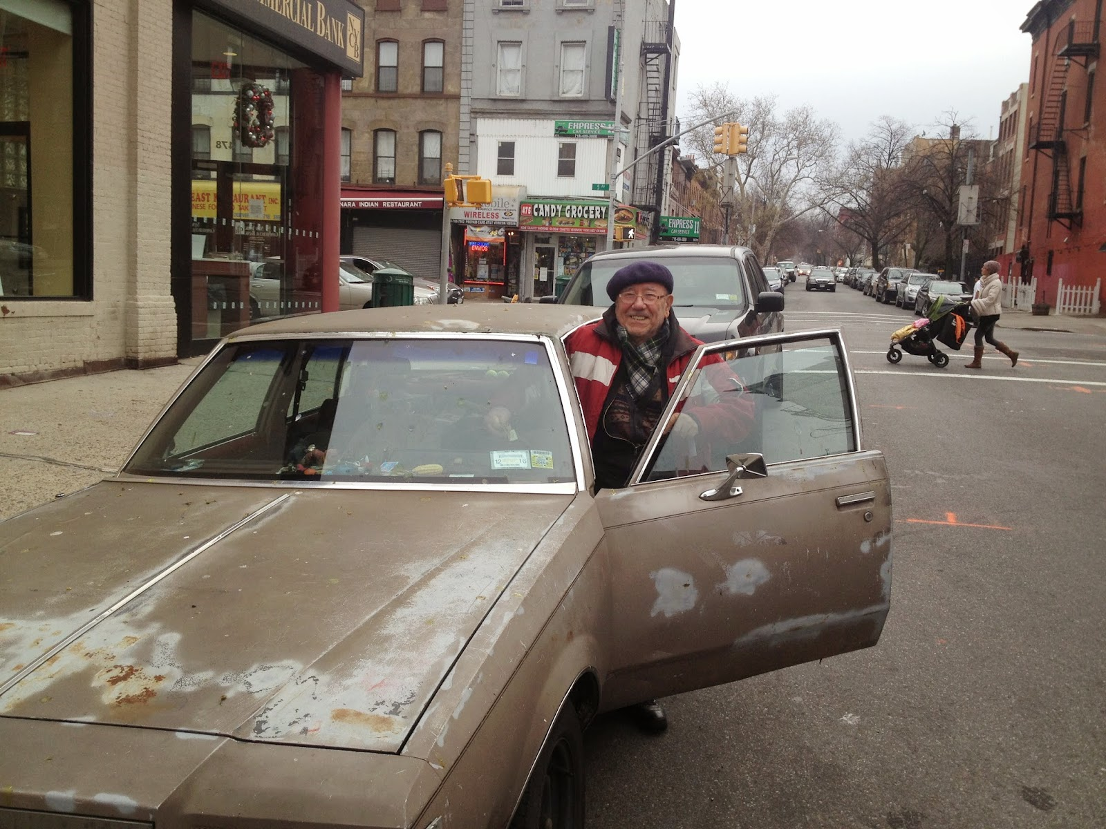 NYC Hoopties Whips Rides Buckets Junkers and Clunkers February 2015
