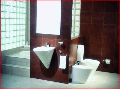 Banheiros Decorados verde