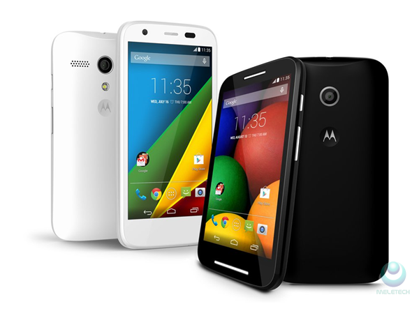 Spesification and price Motorola Moto E