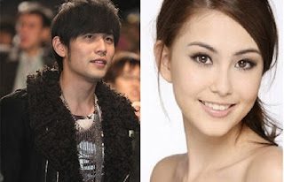 Jay Chou Girlfriend