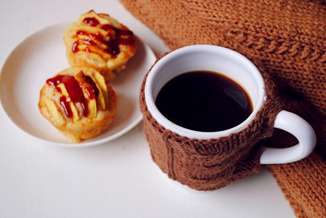 Muffinki gruszkowe z imbirem