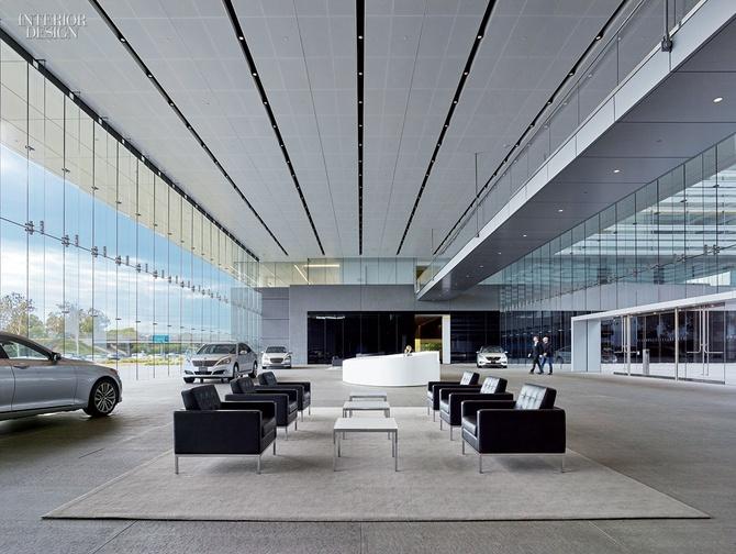 Hyundai 39 S La Office Gensler Design