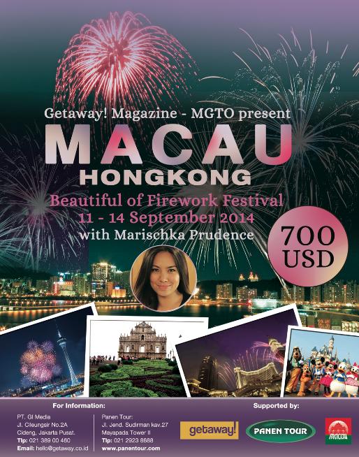 Let's Have Fun in Hongkong - Macau!