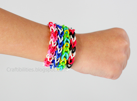 Bracelet Mold Galleries Bracelet Loom Rubber Bands