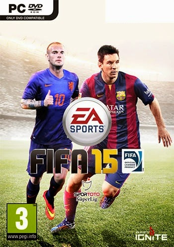 FIFA 15 Demo Download for PC
