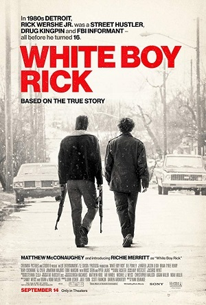 White Boy Rick - Legendado Torrent Download