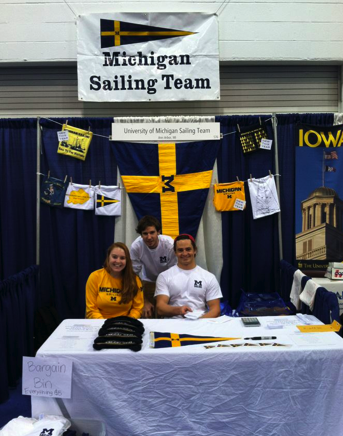 The University of Michigan Sailing Team: Strictly Sail Chicago '12