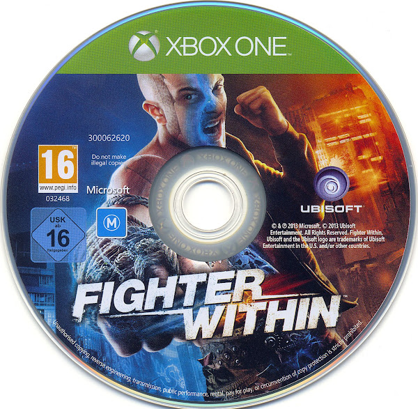 Label Fighter Within Xbox One