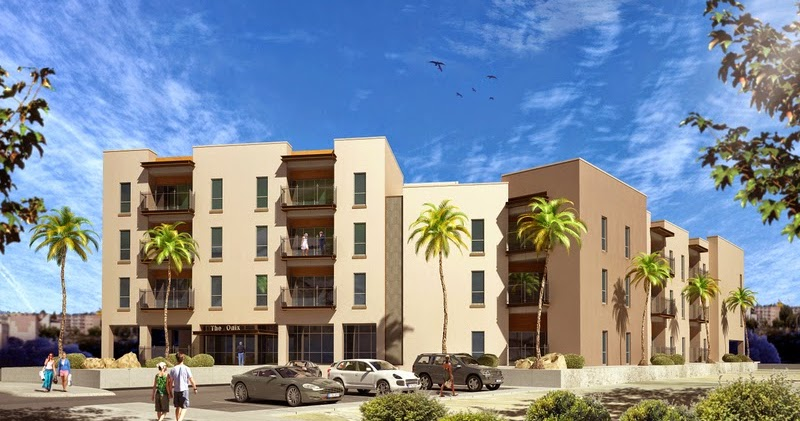 El paso development news onix apartments take shape on for New homes el paso tx west side