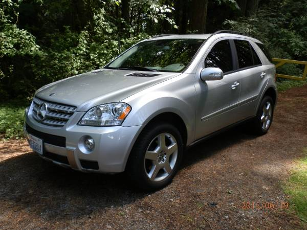 2006 mercedes benz ml350 amg package auto restorationice for Mercedes benz packages