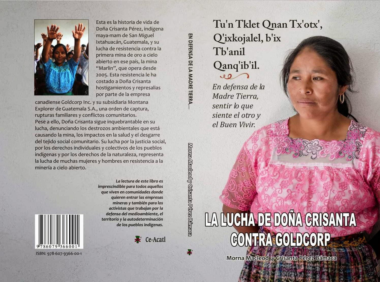 LIBRO de Doña Crisanta