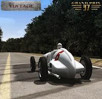 Mod rFactor 2 F1 1937 grand prix 7