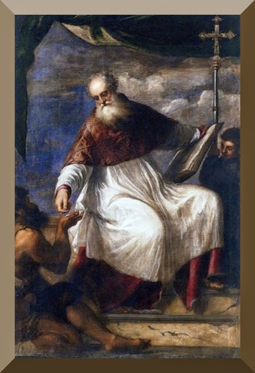 Saint John the Almoner