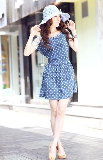 Korean Street Fa On Dresses