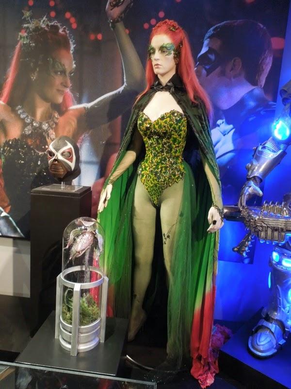 Uma Thurman Poison Ivy Batman Robin movie costume
