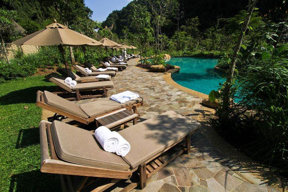 Ipoh (Malaysia) - The Banjaran Hotsprings Retreat 5* - Hotel da Sogno