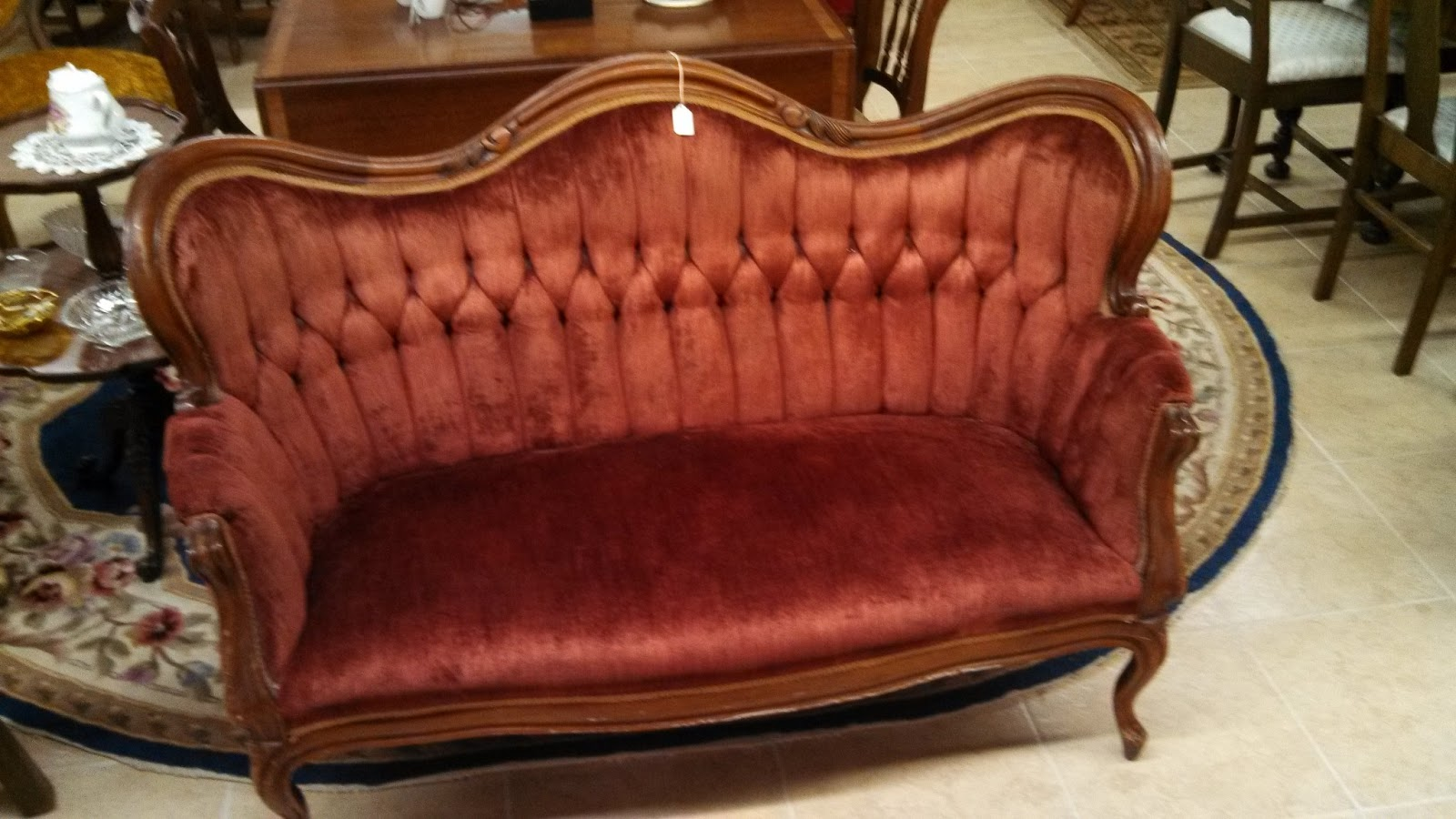 Turn of the century furniture - We Just Received This Couch Which Is A Good Example Of The Early 20th Century Furniture This Is A Circa 1900 S Lovely Couch