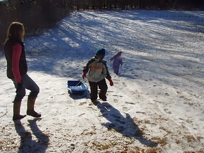 The Benefits of Having a Sledding Hill