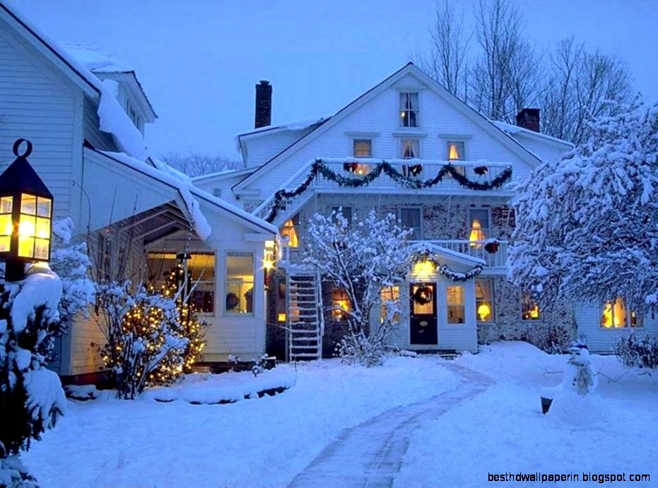 view original size winter christmas scenes desktop image source from this
