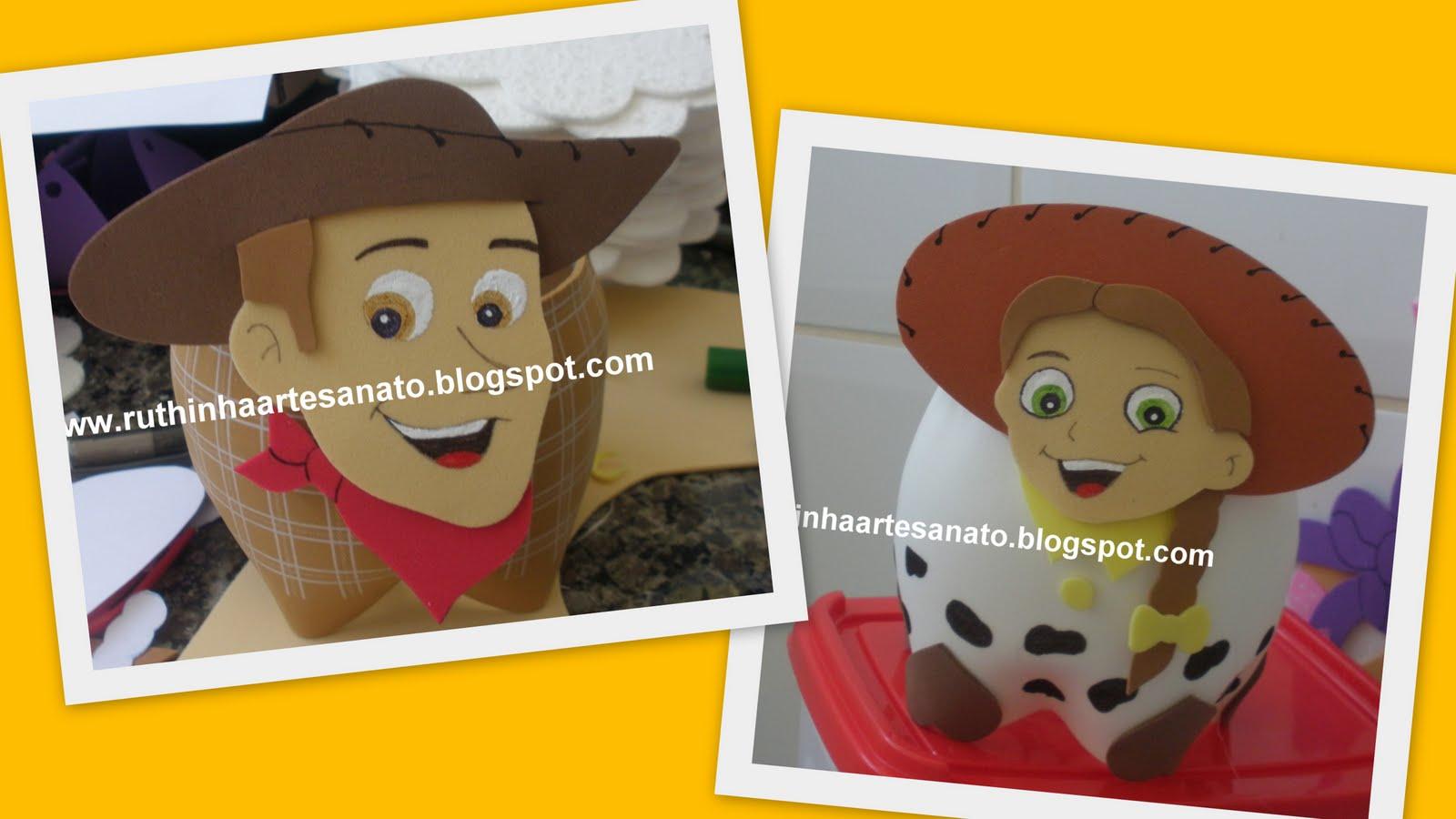 Toy Story Lembrancinha Ou Centro De Mesa