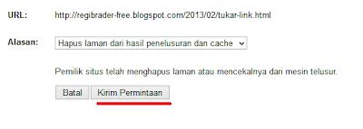 Cara Menghapus Broken Link pada Blog