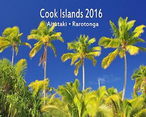 Cook Islands 2016 Calendar