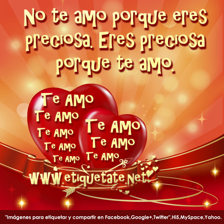 de Amor, Tarjetas para Imprimir de Amor, Mensajes Bonitos de Amor