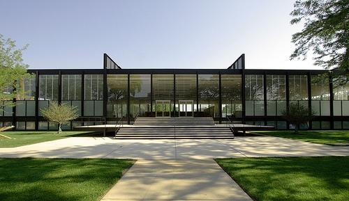 Arquitetando estilos mies van der rohe for Bauhaus berlin edificio
