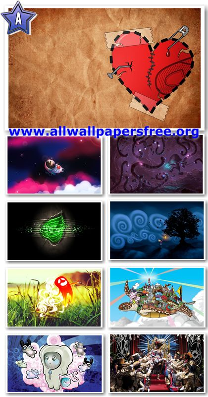 50 Impressive Abstract Wallpapers 1920 X 1200 [Set 1]