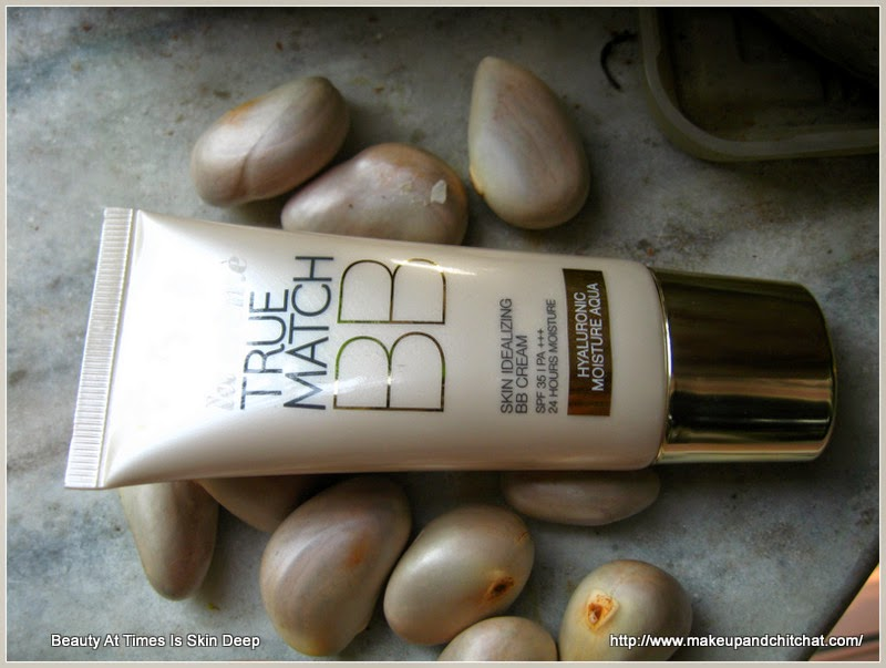 photo pf L'oreal BB Cream warm color
