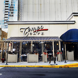 Tempo Cafe. A Chicago classic.
