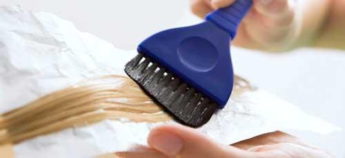 teñir el pelo en casa paso a paso