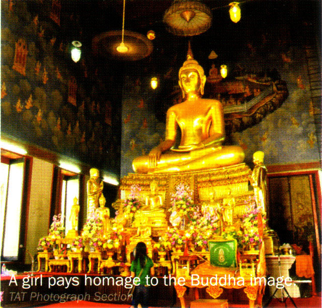 The People And Religion Of Thailand - Thailand religion