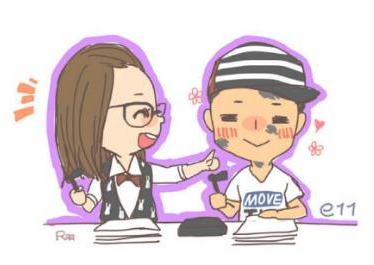 Monday Couple (Ji Hyo-Gary) Versi Karun Lucu
