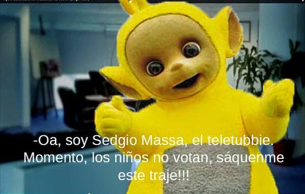 "Sergio Massa - ""Tajaí - Tajen"""