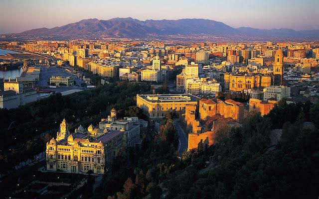 Travel around Spain - Malaga and Costa del Sol