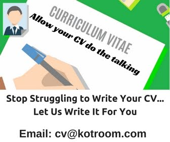 Get your CV written by professionals