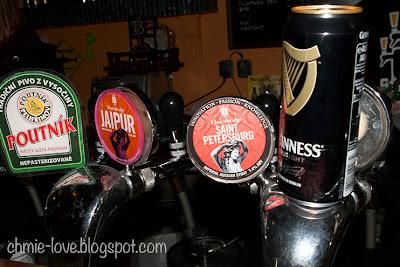 Guiness, Strefa piwa pub