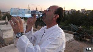 Tradisi Buka Puasa Unik Dan Aneh di Yerusalem