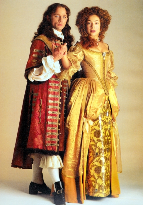 Alex kingston fortunes and misfortunes of moll flanders - 3 7