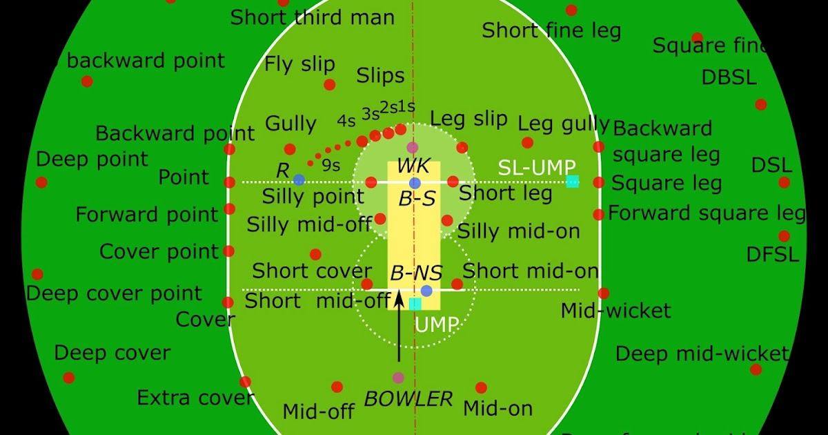 Fielding Positions in Cricket Mighty Fighters cricket club