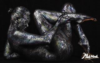 body-painting-cewe-gambar-jorok