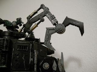 carro de combate orko