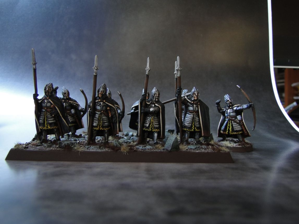 How Much Water Do You Use While Painting Miniatures