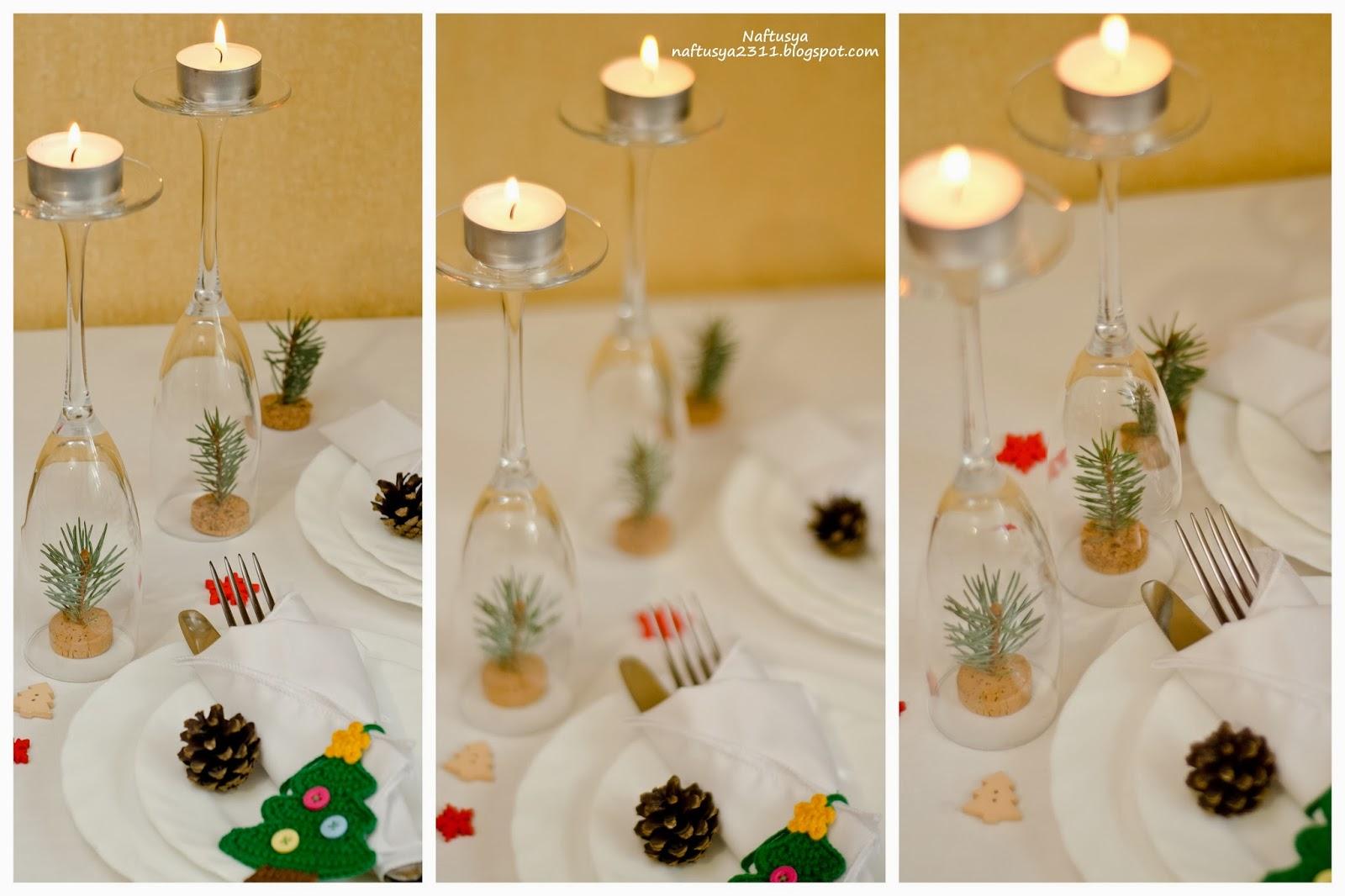Фото украшение столовой на праздник новый год