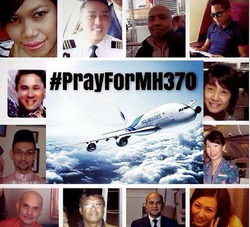 Pembongkaran Pesawat MH370 Pada Menjelang MEI