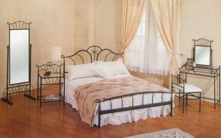 Black Metal Bedroom Furniture